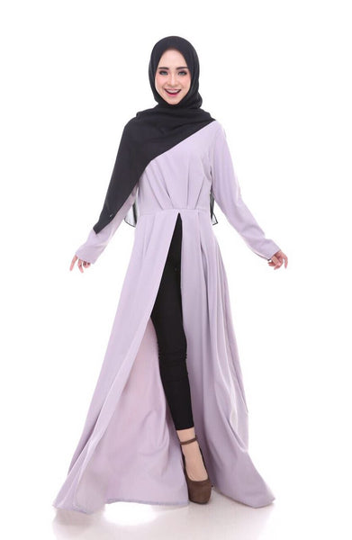 Aubrey Maxi Dress - Lilac
