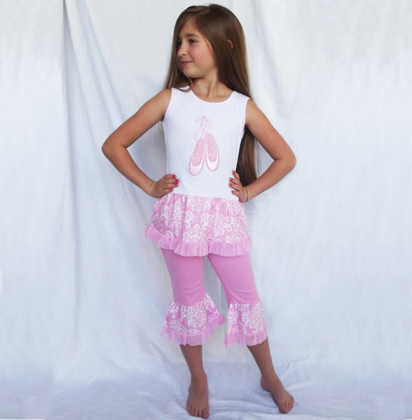 Ballet Clothing & Accesories