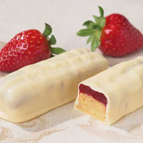 Strawberry Cheesecake Bar
