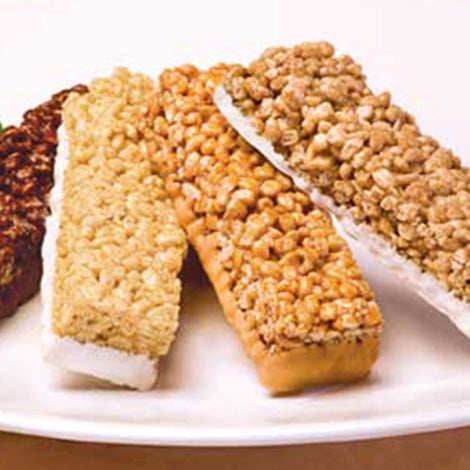 Variety - Crispy High Protein Snack Bars