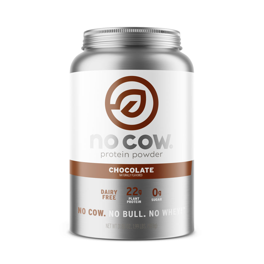 No Cow Chocolate Protein Powder