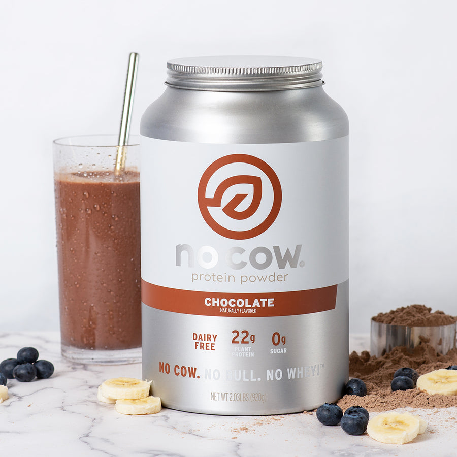 Image of No Cow Chocolate Protein Powder
