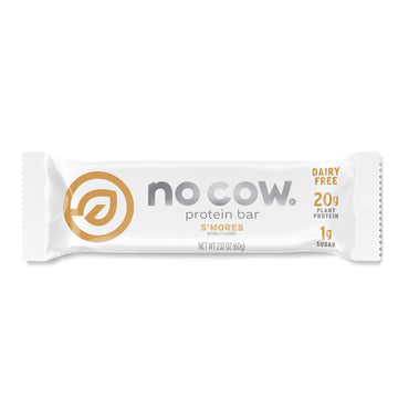 No Cow S'mores Protein Bar