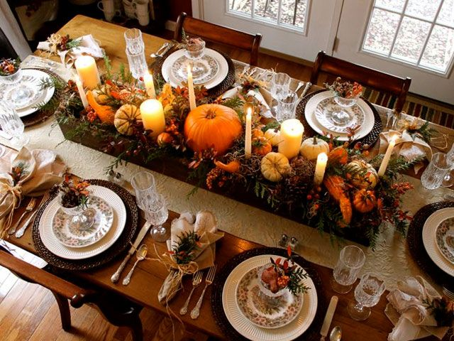 Embrace the holiday table