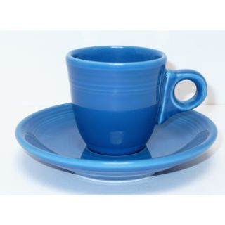 Ring Handle Demitasse A/D Cup & Saucer