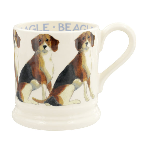 Dogs Beagle 1/2 Pint Mug