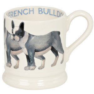 Emma Bridgewater French bull dog mug