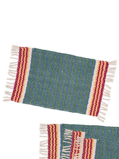 Lakeside Weave Placemat Set of 4 (14x19)