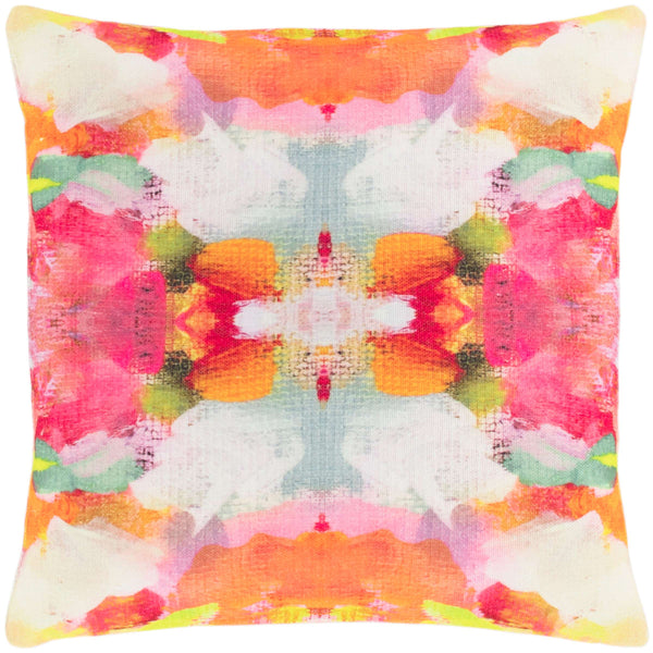BOCA INDOOR/OUTDOOR DECORATIVE PILLOW