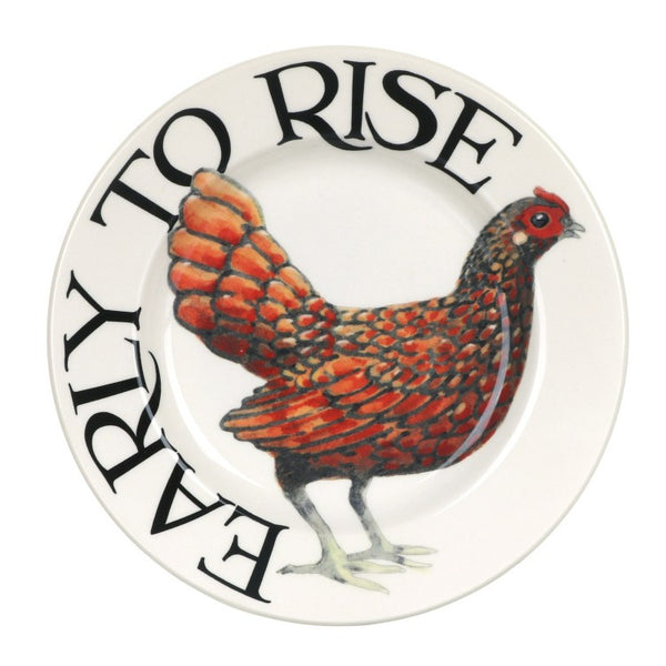 Rise & Shine 6½ Inch Plate