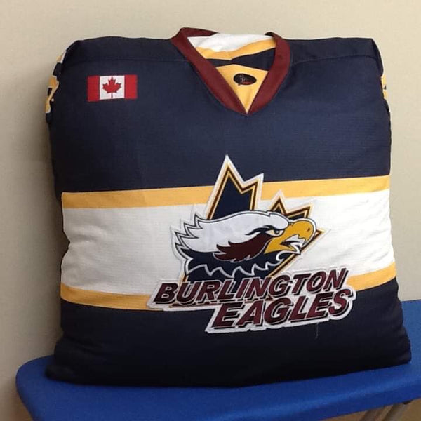 Custom Made Jersey Pillow