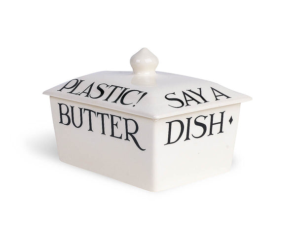 SMALL BUTTER DISH