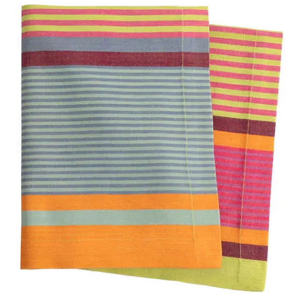 TAHITI STRIPE NAPKIN Set of Four