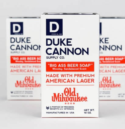 Duke Cannon Soap
