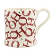 """HoHoHo"" Joy 1/2 Pint Mug"