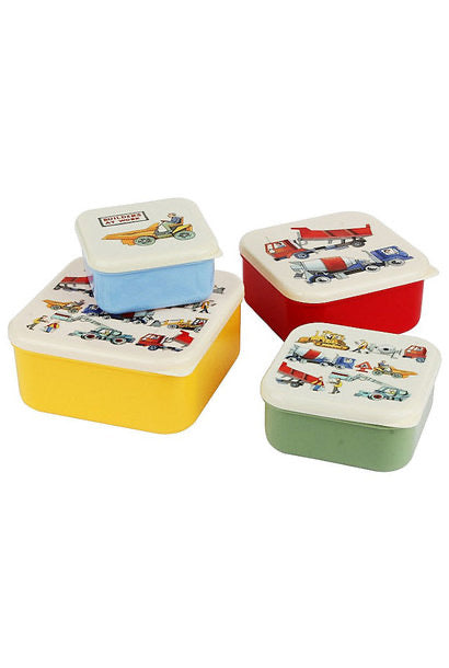 Emma Bridgewater Men at Work Snack Tub
