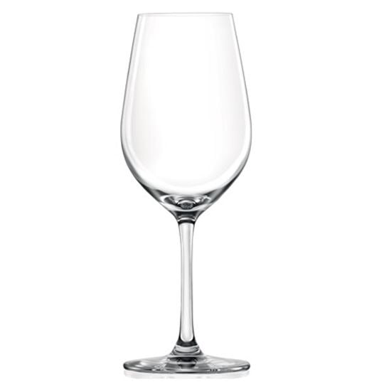 Almost Unbreakable Crystal Chardonnay Glass /2