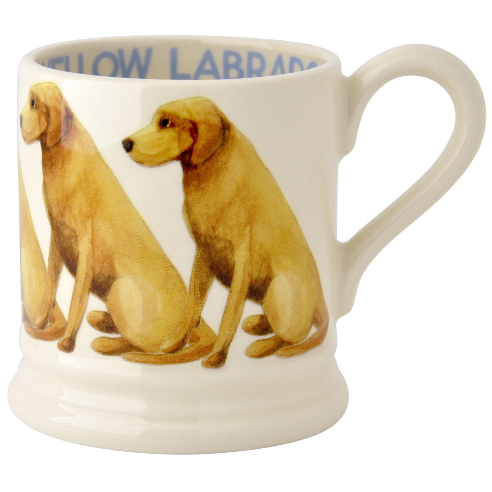 .5PT MUG - YELLOW LABRADOR