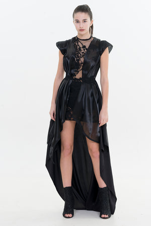 DARKROMANCE - COUTURE DRESS - Oscar Mendoza