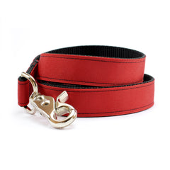 Cranberry Red Dog Leash | MATTIE + MARGOT