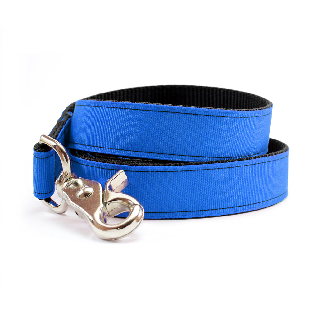 Forget-Me-Not Blue Dog Leash | MATTIE + MARGOT
