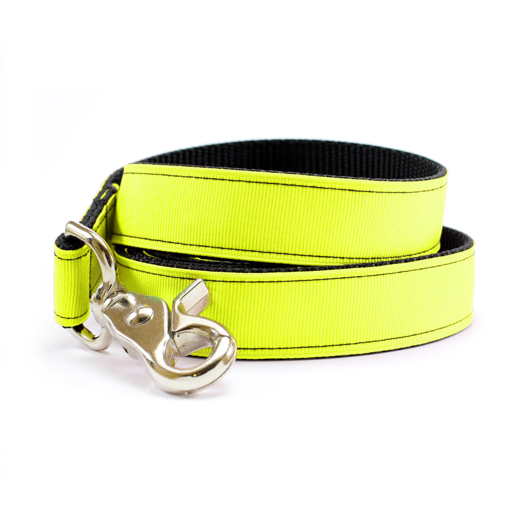 Lemon Grove Yellow Dog Leash | MATTIE + MARGOT