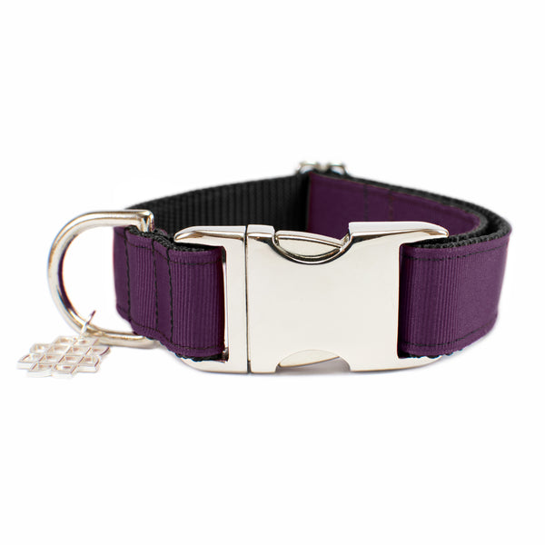 Plum Purple Collar