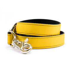 Turmeric Yellow Dog Leash | MATTIE + MARGOT
