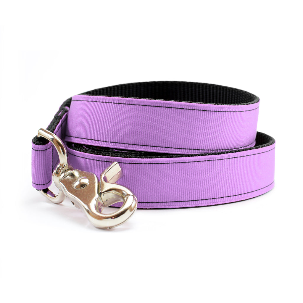 Wild Orchid Purple Dog Leash | MATTIE + MARGOT