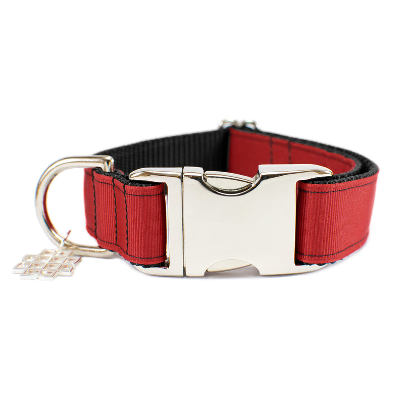 Cranberry Red Collar