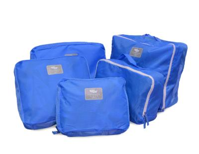 Travel CUBES by nuColor (5 pcs Set) BLUE