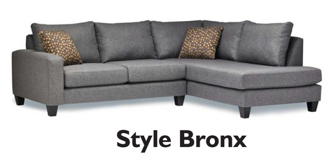 Bronx Sectional