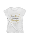 We're Stars & We're Beautiful Graphic tee