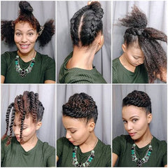 Our Favourite Natural Hairstyle Pictorials!