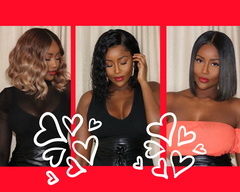 Valentines Day 2019 - 4 Wig Looks To Try!