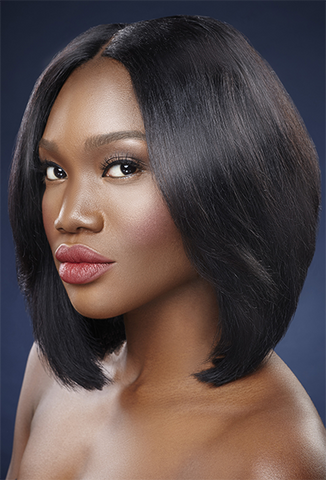 Tiffany - Human Hair Wigs - Hairbyyomi
