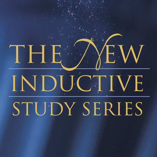 Ezra Nehemiah Esther New Inductive Study Series