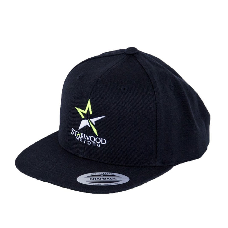Starwood Motors Classic Snap-Back Cap
