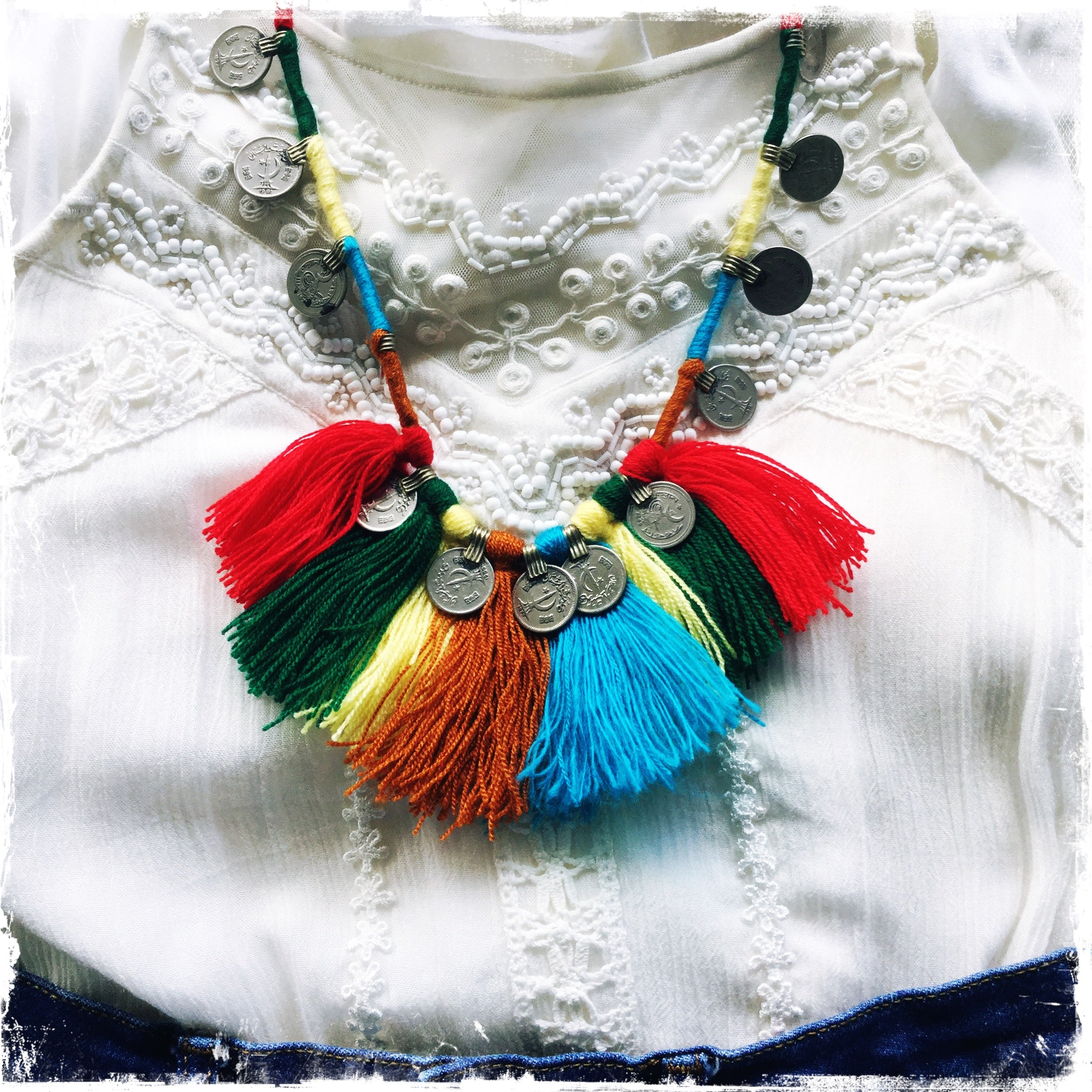 Kuchi Coin Big Island Necklace - Honorooroo Lifestyle