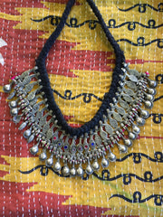 VINTAGE AFGHAN Boho Banjara Tribal Necklace - Honorooroo Lifestyle