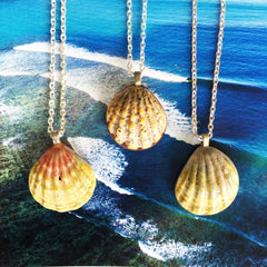 Sunrise Shell Necklaces|36-38 - Honorooroo Lifestyle
