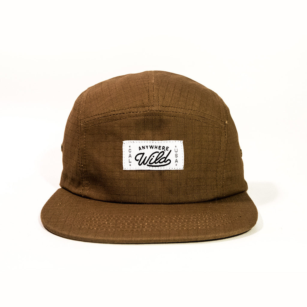 Anywhere Wild - 5 Panel Hat