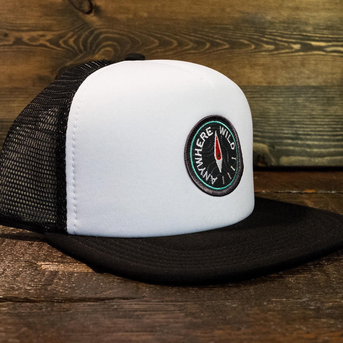 Compass - Meshback Hat