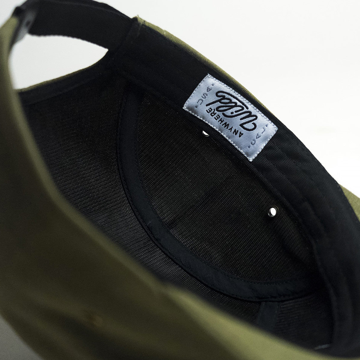 Waxed Canvas - Explore More Hat