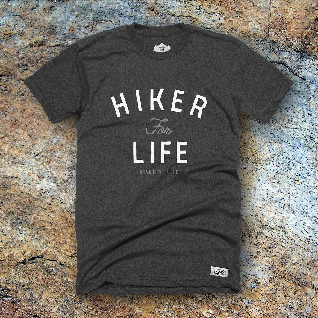 Hiker For Life Tee