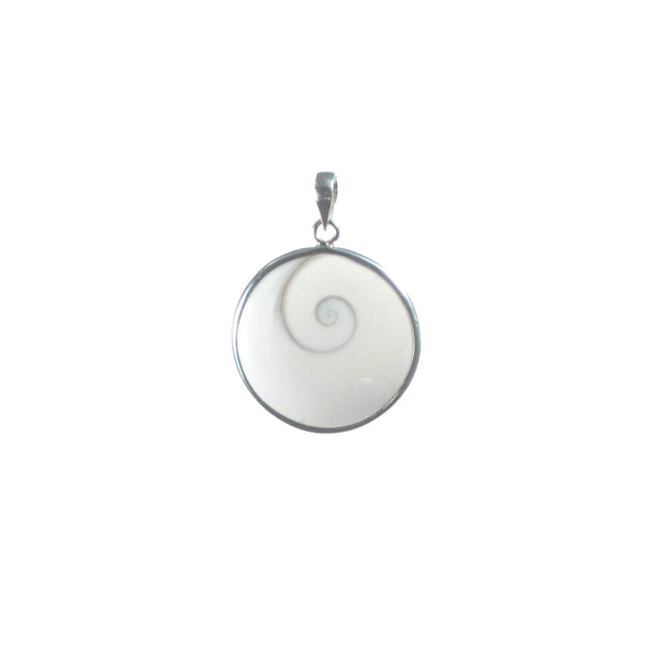 Reversible Angel Eye Pendant - Pieces of Bali