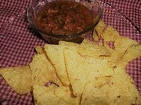 Homemade Blender Salsa