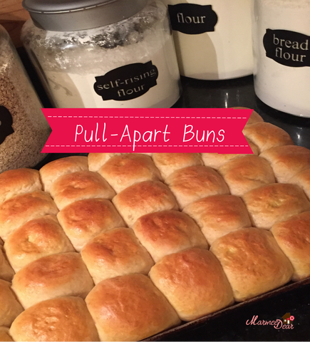 Homemade Pull-Apart Buns