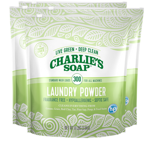 Charlies Laundry Soap