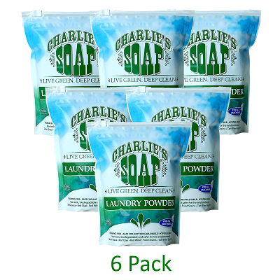 Charlies Soap - 6 pack